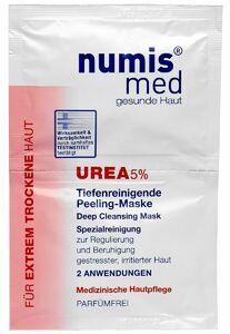 фото NUMIS MED Глубокоочищающая маска для лица С 5% мочевиной Двойное саше по 8 мл