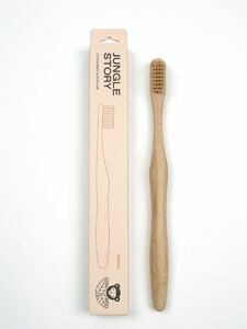 фото JUNGLE STORY Зубная щётка Untrand Adult Size