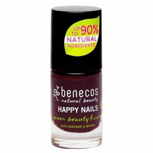 фото BENECOS Лак для ногтей тон Вамп 5 мл