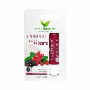 фото COSNATURE Бальзам для губ Красные плоды 48 г