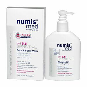 фото NUMIS MED Моющее средство для лица и тела Сенситив рH5 5 200 мл