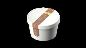 фото WARM ICE Первое здоровое мороженое КЭРОБ-МАКА Веган, без сахара, без глютена, сыроедческое 200 г