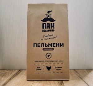 фото ПАН ПЕЛЬМЕНЬ Пельмени с курицей 800 гр.