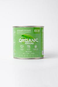 фото ОРГАНИЧЕСКИЙ Зеленый горошек без добавления сахара 425 г