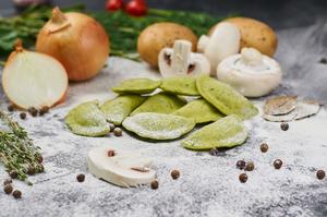 фото Пельменики Вареники с картофелем и грибами 450 г