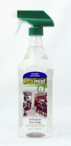 фото ECO MIST Универсальное средство для очистки любых поверхностей All-Purpose Tout usage 825 мл