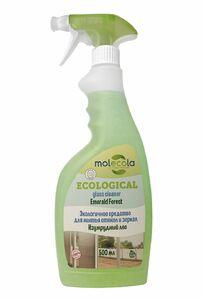 фото MOLECOLA Средство для мытья стёкол и зеркал экологичное 500 мл