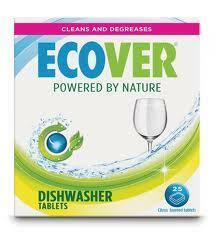 фото ECOVER Таблетки для посудомоечной машины Эко 25 шт 500 г