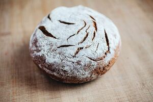 фото SASHA BREAD BAKERY Хлеб ржаной 430 г