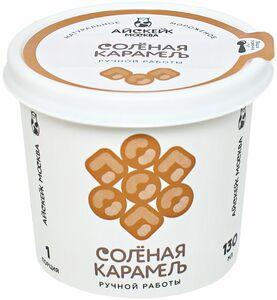 фото АЙСКЕЙК ЭКО Мороженое соленая карамель 130 мл