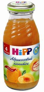 фото HIPP Напиток абрикосовый с 4 мес 200 г