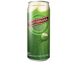 фото TASTE NIRVANA Натуральный сок кокоса без мякоти 280 мл