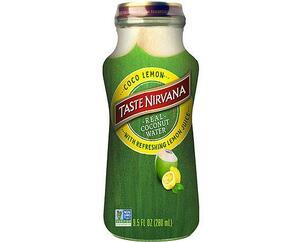 фото TASTE NIRVANA Натуральный сок кокоса с добавлением сока лимона 280 мл