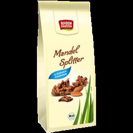 фото ROSENGARTEN Кусочки миндаля в молочном шоколаде 70 г