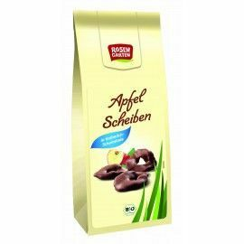 фото ROSENGARTEN Яблочные колечки в молочном шоколаде 70 г