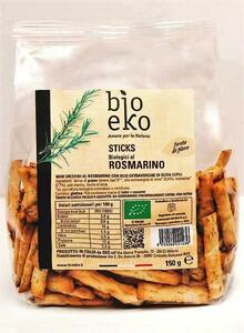фото EKO BIO Хлебные палочки мини с розмарином 150 г