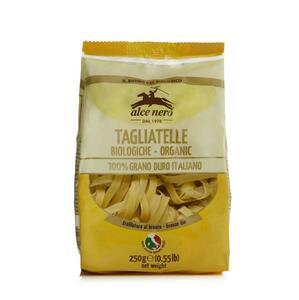 фото ALCE NERO Макаронные изделия Tagliatelle из пшеничной муки семолины дурум 250 г*