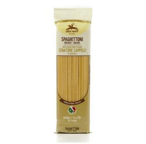 фото ALCE NERO Макаронные изделия Spaghetoni из пшеничной муки семолины дурум 500 г