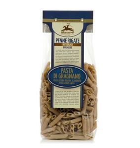 фото ALCE NERO Макаронные изделия Penne Rigate из муки цельнозерновой пшеницы дурум 500 г*