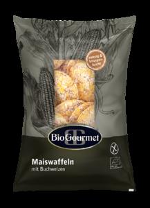 фото BIOGOURMET Хлебцы Кукурузные с гречихой БИО 150 г