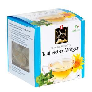 фото SAH ALPENKRAUTER Чай травяной Свежесть альпийского утра пкт 14*1 г