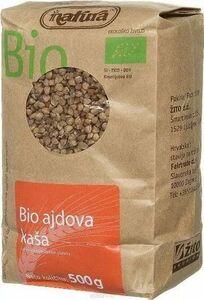 фото NATURA BIO Крупа гречневая органическая 500 г