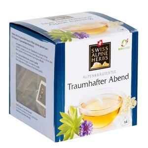 фото SAH ALPENKRAUTER Чай травяной Для сладких снов пкт 14*1 г