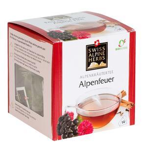 фото SAH ALPENKRAUTER Чай травяной Согревающий пкт 14*1 г