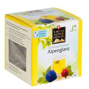 фото SAH ALPENKRAUTER Чай травяной Альпийский гламур пкт 14*1 г
