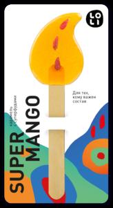фото LO-LI Карамель super mango 35 г