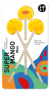 фото LO-LI Карамель super mango mini 24 г