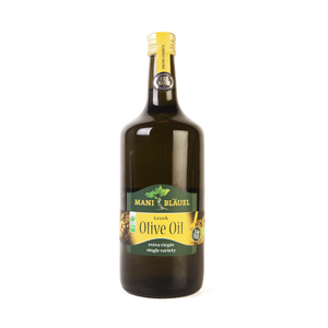 фото MANI BLAUEL Масло оливковое E.V. 250 мл