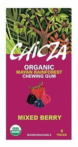 фото CHICZA ORGANIC Жевательная резинка БИО Лесные ягоды 15 г