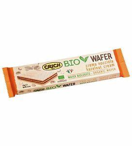 фото CRICH Вафли с орехово-кремовой начинкой органический продукт 125 г