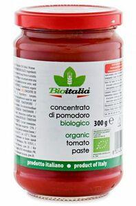 фото BIOITALIA Паста томатная ст/б 300 г