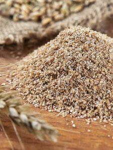 фото ЧЁРНЫЙ ХЛЕБ Отруби пшеничные 500 г