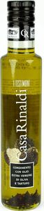 фото CASA RINALDI Масло оливковое EV с кусочками трюфелей 250 мл